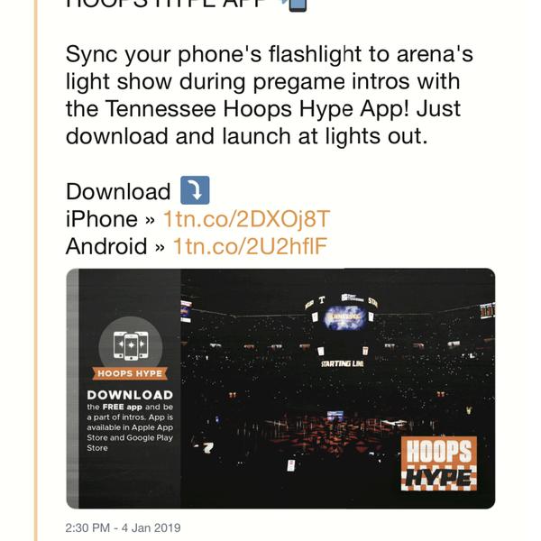 Hoops Hype Twitter